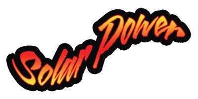 Solar Power Logo